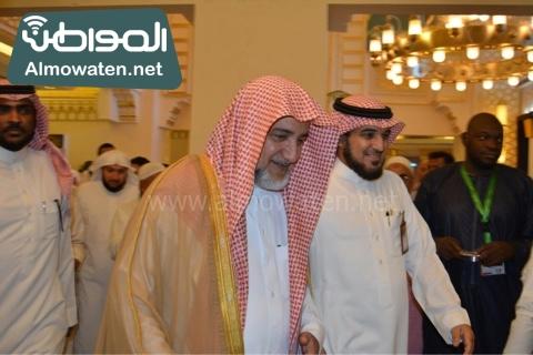 وزير الحج يلتقي ضيوف خاد م الحرمين (23)