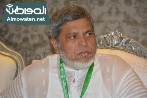 وزير الحج يلتقي ضيوف خاد م الحرمين (5)