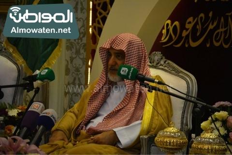وزير الحج يلتقي ضيوف خاد م الحرمين (6)