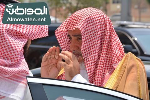 وزير الحج يلتقي ضيوف خاد م الحرمين (7)