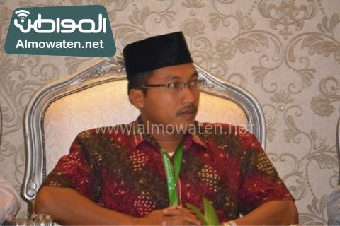 وزير الحج يلتقي ضيوف خاد م الحرمين (9)