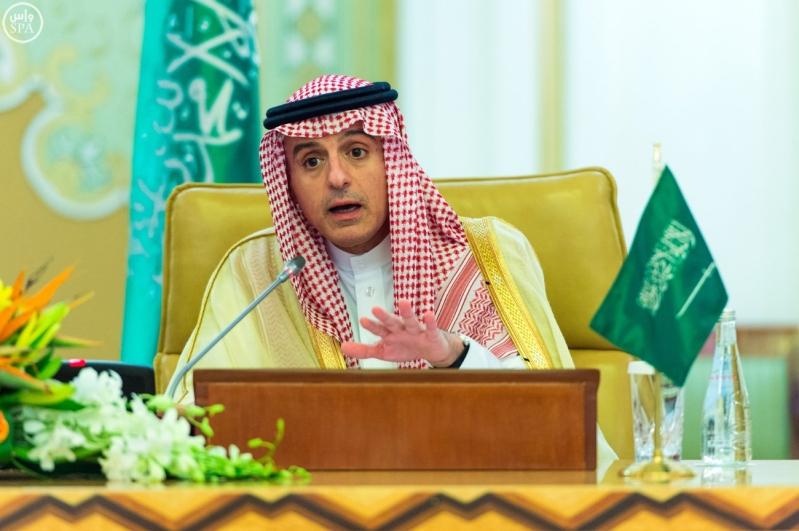 وزير الخارجية أحمد الجبير 2