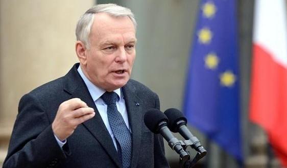 وزير الخارجية الفرنسي جان مارك إيرو
