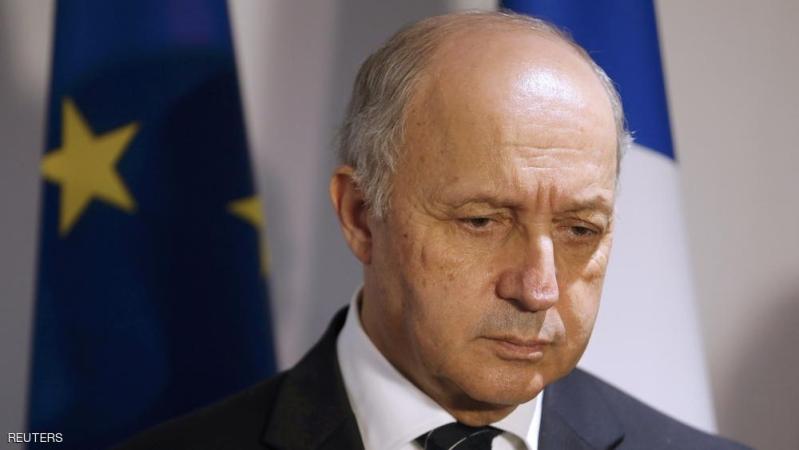 وزير-الخارجية-الفرنسي-لوران-فابيوس