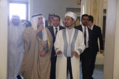 وزير الخارجية عادل الجبير مع وزير خارجية كازاخستان.jpg12