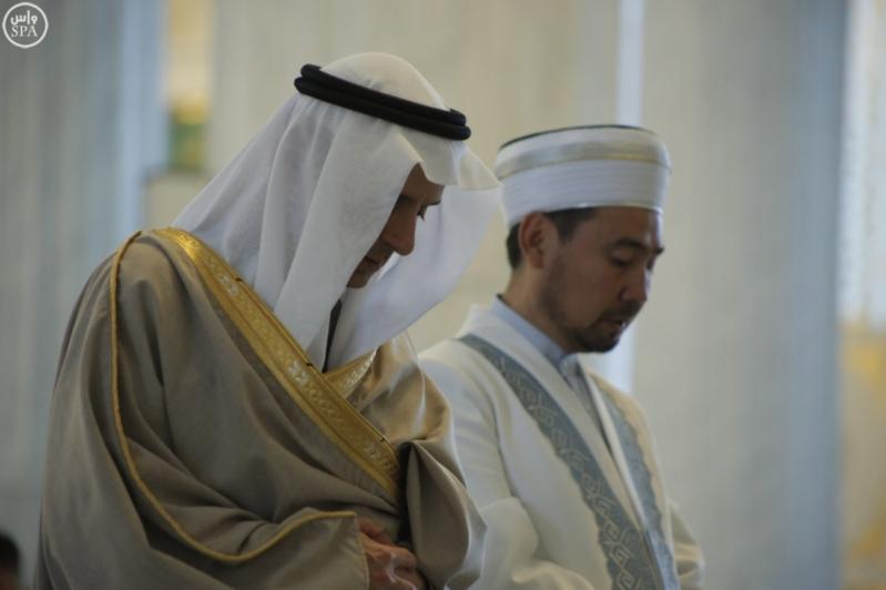 وزير الخارجية عادل الجبير مع وزير خارجية كازاخستان.jpg13