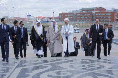 وزير الخارجية عادل الجبير مع وزير خارجية كازاخستان.jpg4