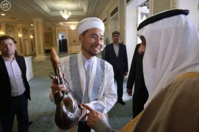 وزير الخارجية عادل الجبير مع وزير خارجية كازاخستان.jpg5