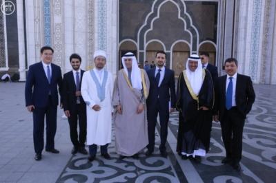 وزير الخارجية عادل الجبير مع وزير خارجية كازاخستان.jpg6