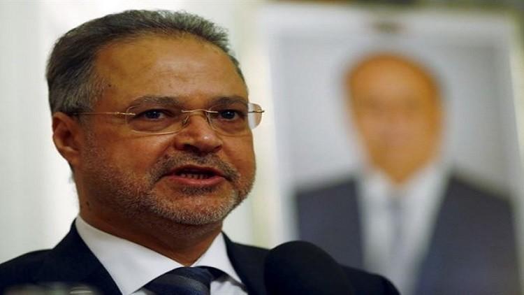 وزير الخارجية عبدالملك المخلافي