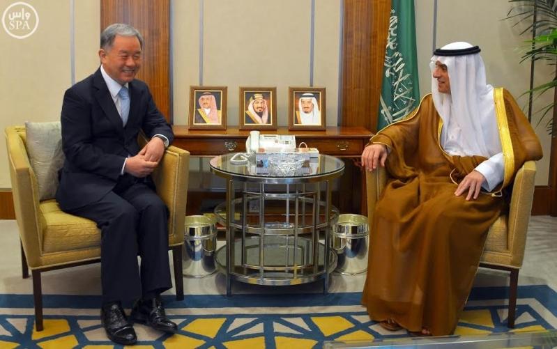 وزير الخارجية يستقبل سفير جمهورية جيبوتي1