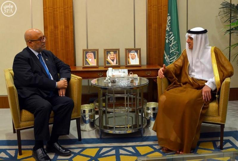 وزير الخارجية يستقبل سفير جمهورية جيبوتي2