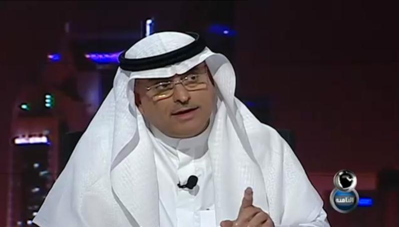 خالد العرج  - الثامنة