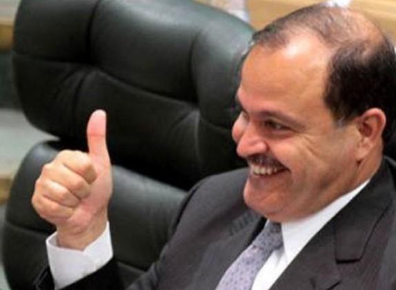 وزير الداخلية الأردني