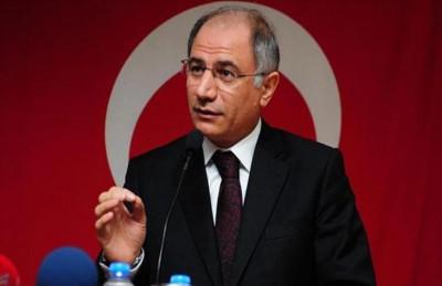 وزير الداخلية التركي افكان الا