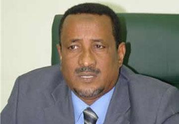 وزير الداخلية السوداني إبراهيم محمود حامد