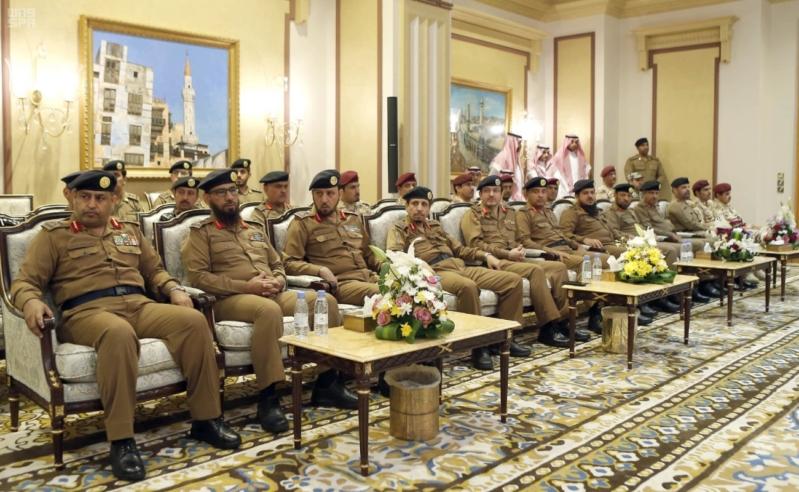 وزير الداخلية لقادة قوات الحج : الخطط تحققت بمهنية والنتائج غير مستغربة - المواطن