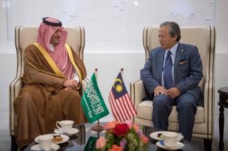 بالصور.. لقاءات الأمير عبد العزيز بن سعود بن نايف تتواصل في ماليزيا لبحث العلاقات الثنائية - المواطن