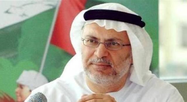 وزير-الدولة-الإماراتي-للشؤون-الخارجية-أنور-قرقاش
