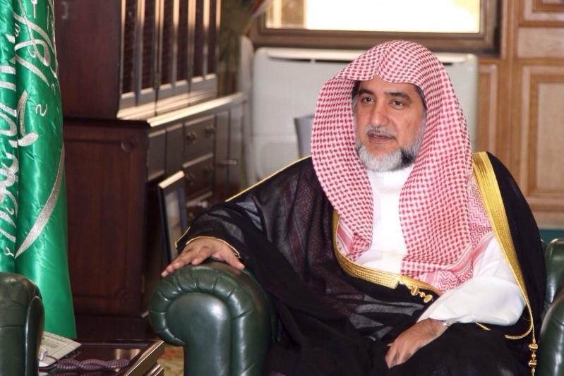 وزير الشؤون الإسلامية والأوقاف صالح بن عبدالعزيز بن محمد آل الشيخ