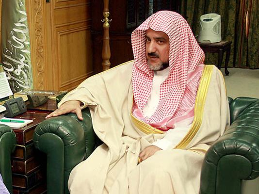 وزير الشؤون الإسلامية والأوقاف والدعوة والإرشاد الشيخ صالح بنعبدالعزيز آل الشيخ