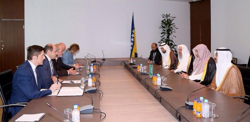 وزير الشؤون المدنية في البوسنة (1) 