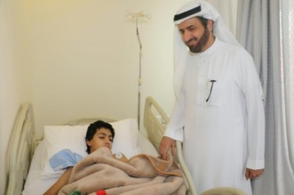 بالصور.. وزير الصحة يَقِف على مستشفيات عرعر.. ومواطنون: بداية جيدة - المواطن