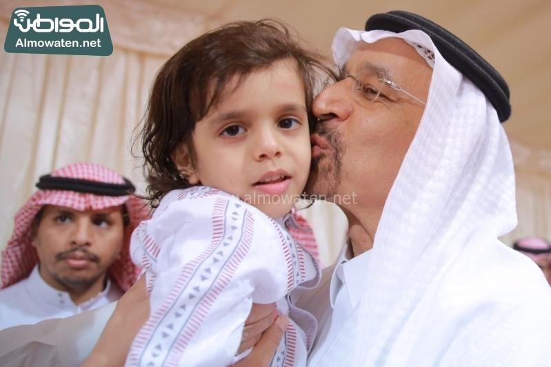 وزير الطاقة الفالح يعزي اسر ضحايا الوسيع 3