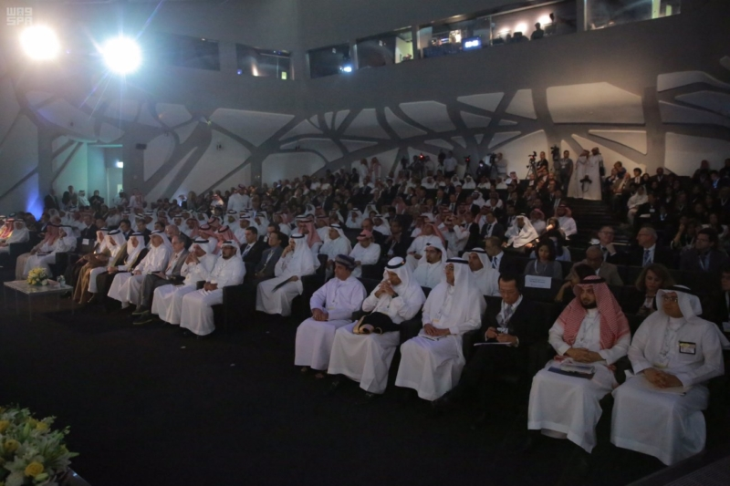 وزير الطاقة والصناعة والثروة المعدنية نطمح أن يتصدى مركز الملك عبد الله للبحوث البترولية للتحديات العالمية التي تواجه قطاع الطاقة 5