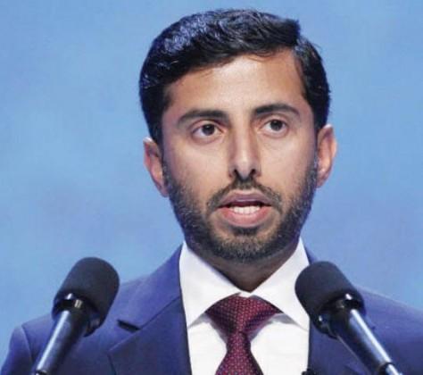 وزير الطاقه الاماراتي