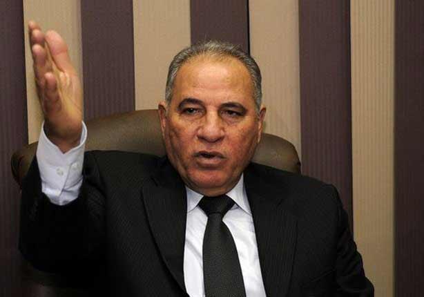 وزير العدل المصري المستشار أحمد الزند