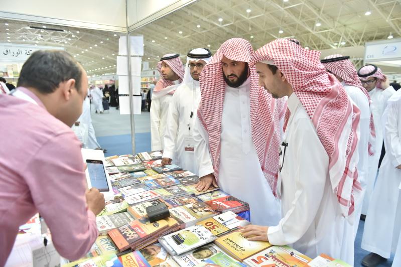 وزير العدل يزور معرض الكتاب (1)