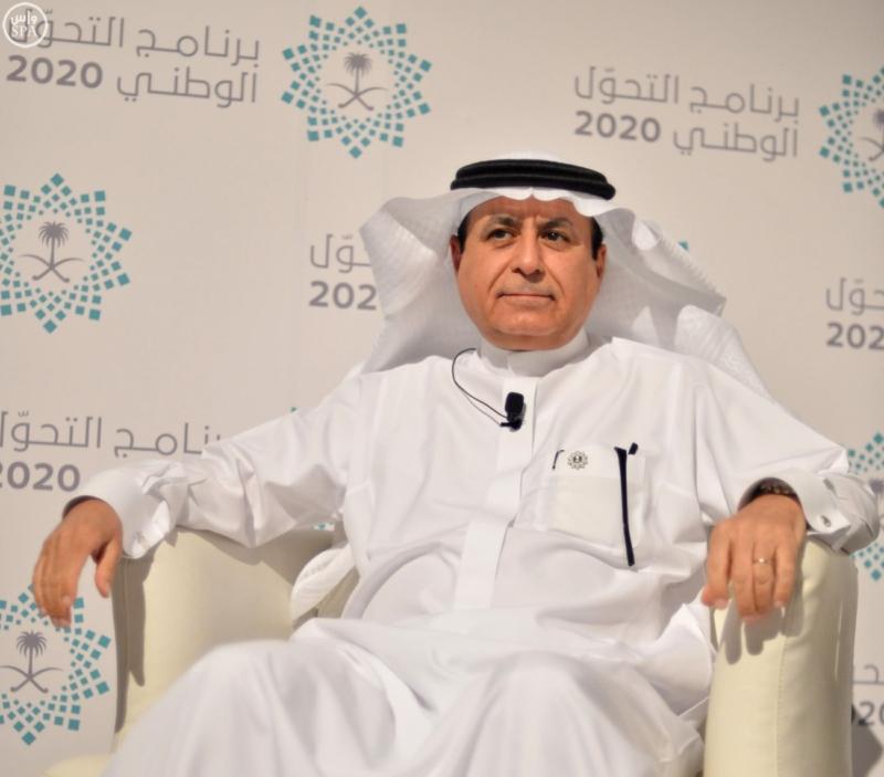 وزير النقل سليمان بن عبدالله الحمد