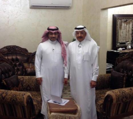 وزير-النقل-وعبدالله-الشهري