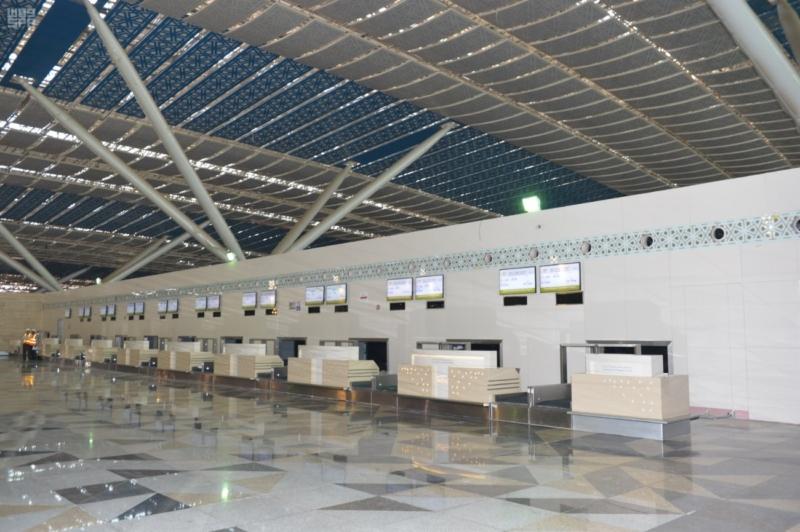وزير النقل يتفقد مشروع مطار الملك عبدالعزيز الدولي الجديد 4