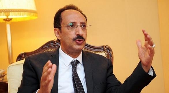 وزير-حقوق-الانسان-اليمني-عز-الدين-الاصبحي