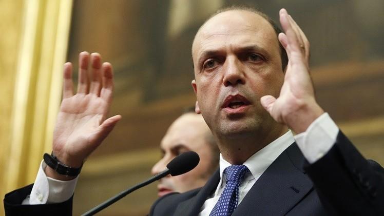 وزير داخلية ايطاليا أنجيلينو ألفانو