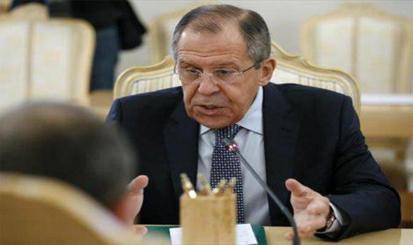 وزير روسيا