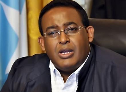 وصل رئيس وزراء جمهورية الصومال الفيدرالية