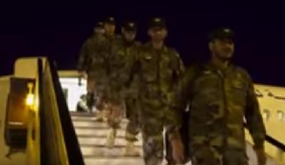 وصول القوات الباكستانية