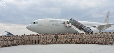 وصول القوات الجوية السعودية المشاركة في نسر الأناضول -4 (34669057) 