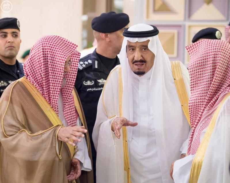 وصول الملك مكة 1