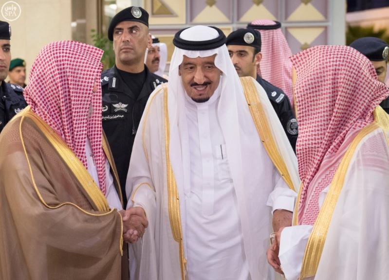 وصول الملك مكة 5