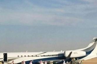 بالصور.. وصول جثمان الفقيد الجريد إلى مطار #الجوف - المواطن