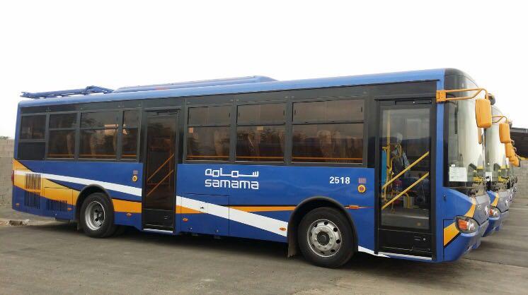 وصول حافلات جازان3