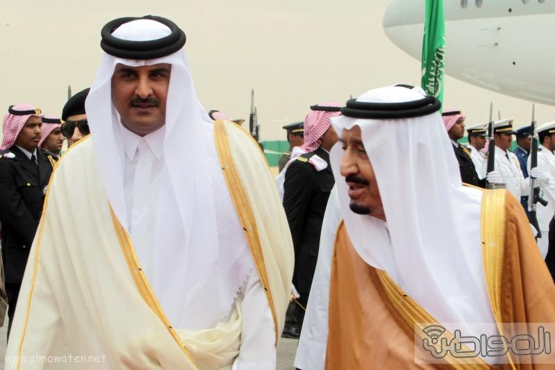 وصول روساء الدول إلى الرياض (1) 