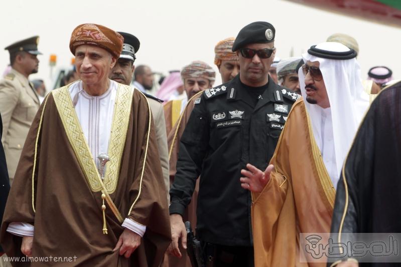 وصول روساء الدول إلى الرياض (250058174) 