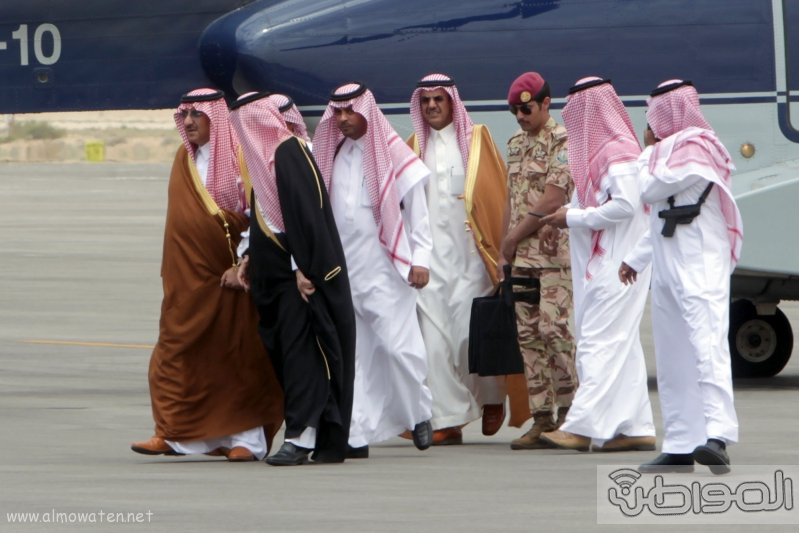 وصول روساء الدول إلى الرياض (250058175) 