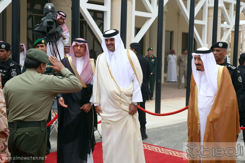 وصول روساء الدول إلى الرياض (250058183) 