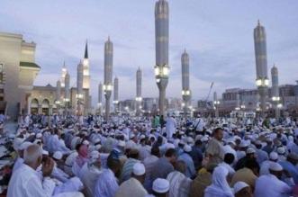 وصول أكثر من 630 ألف حاج للمدينة المنورة - المواطن